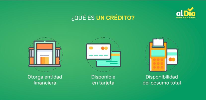 qué es un crédito