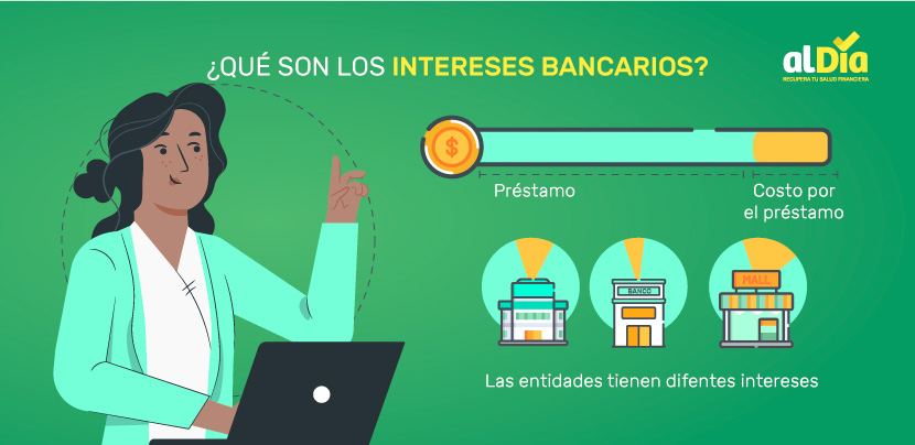 que son los intereses bancarios