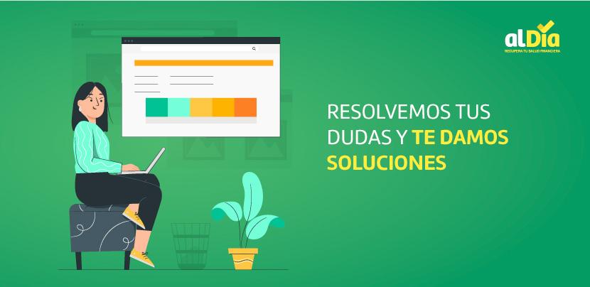 resolvemos tus deudas y te damos soluciones