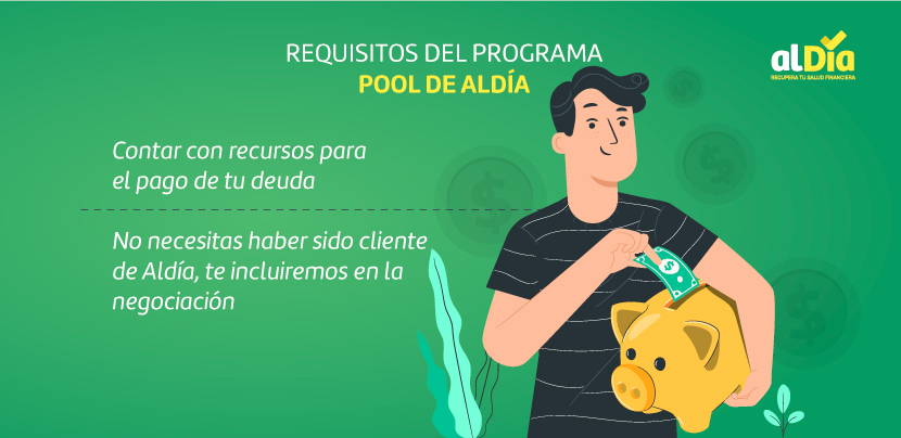 requisitos del programa POOL