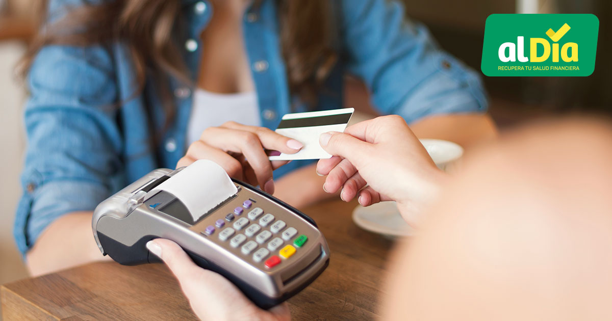 En cuántas compras pagar una compra con mi tarjeta de crédito