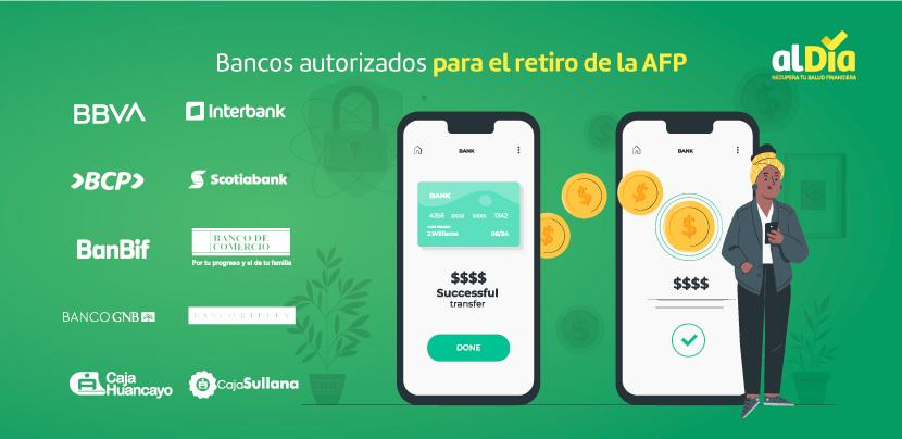 Bancos autorizados y apertura automática