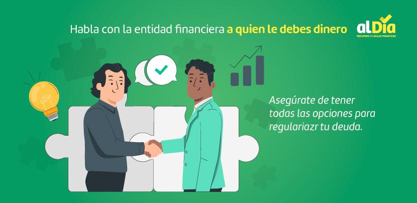 entidad financiera